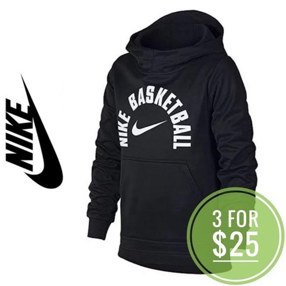 Nike Other - Nike Youth Basketball Dri-Fit Hoodie